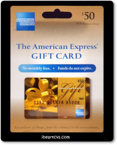 The American Express Gift Card