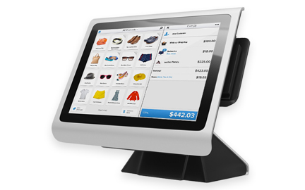 Point of Sale Equipment for Retail Transaction