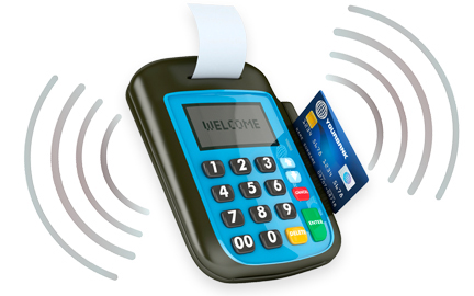 Wireless Terminal Device for Mobile Payment Processing